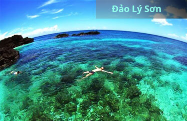 Đi du lịch trên đảo Lý Sơn